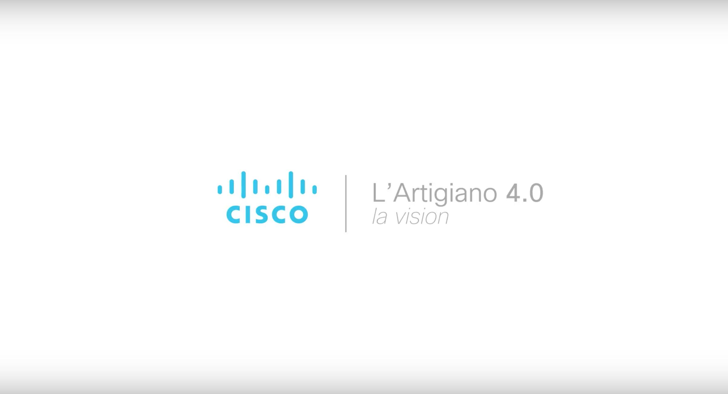 Cisco - La Marzocco | l'artigiano 4.0